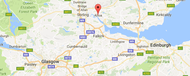 Locksmith Alloa, Stirling, Falkirk, Dunfermline, Scotland